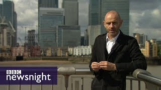 Did the Northern Rock collapse cause Brexit? - BBC Newsnight