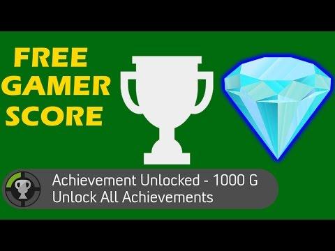 *NEW* XBOX ONE - GET FREE ACHIEVEMENTS (1000 GAMER SCORE)
