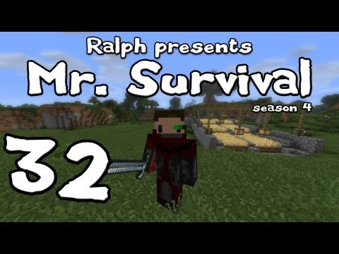 Minecraft: Carpets and Hardened Clay (Mr. Survival s4ep32)