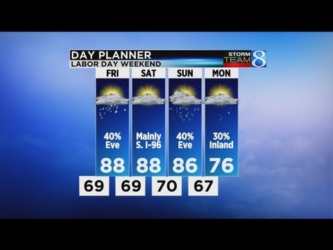 Boating safety tips for Labor Day weekend