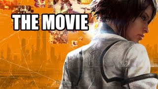 Remember Me made into a long movie. The game actually fits very well into movie form. I actually think the premise would of done much better as a film since the gameplay isn