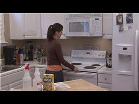Cleaning Tips : Clean Up After a Grease Fire