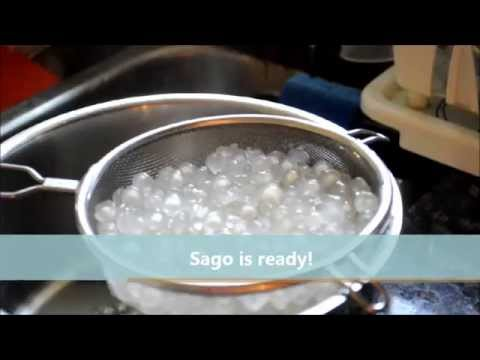 How to Cook Tapioca Pearls