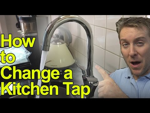 HOW TO CHANGE YOUR KITCHEN TAP - Monobloc Mixer - Plumbing Tips