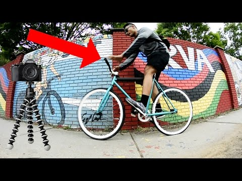 How To Vlog On A Bike