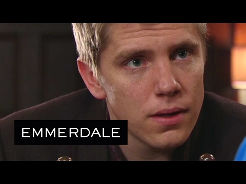 Emmerdale - Robert Wants to Marry Aaron Before He Goes to Prison