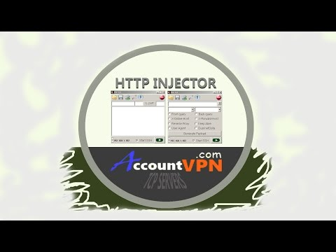Combination of OpenVPN Config file & PC HTTP proxy Injector app (PLC)
