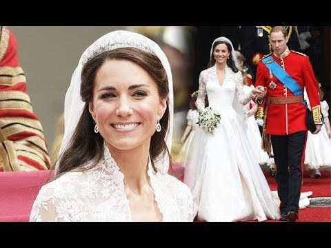 Kate Middleton wedding dress had this SECRET feature to make her waist look smaller