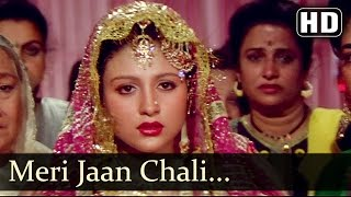 Mere Jaan Chali - Salman Khan - Chandni - Sanam Bewafa - Hindi Song