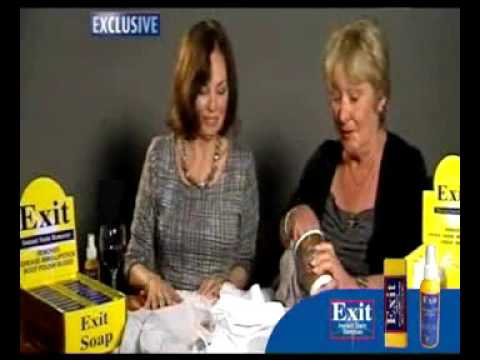 Exit Soap Voted as Australia's No1 Stain Remover