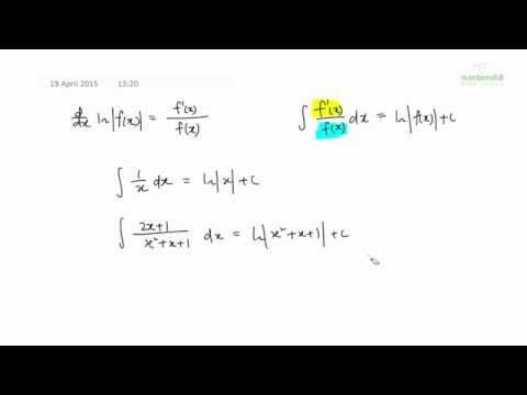 Integration of rational function