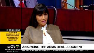 Analysing the Arms Deal judgment