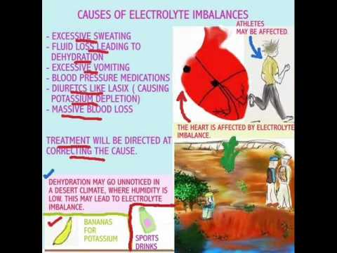 THE NEW NURSE - WHAT ARE ELECTROLYTES?