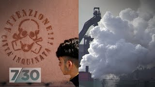 The Italian town where the air is deadly | 7.30