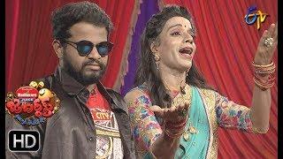Hyper Aadi, Raising Raju Performance   Jabardasth   12th July 2018   ETV  Telugu