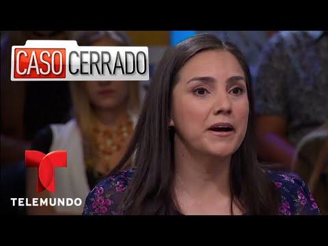 Caso Cerrado | Child Support Payments Used To Keep Dead Child's Body ⚰💸😷 | Telemundo English