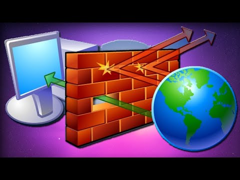 Block Internet Access To Any Program With Windows 10 Firewall