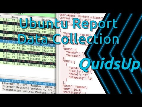 Looking At Ubuntu-Report Data Collection Tool