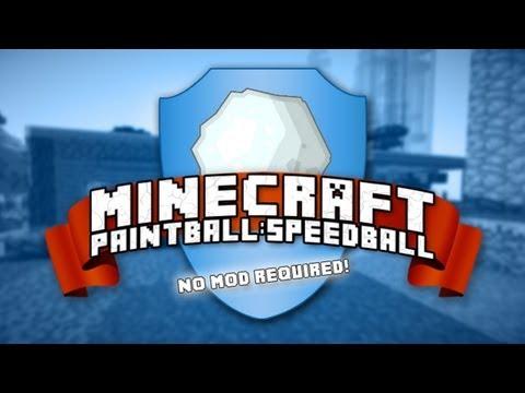 Server Spotlight - Minecraft Paintball / Speedball (No Whitelist!)