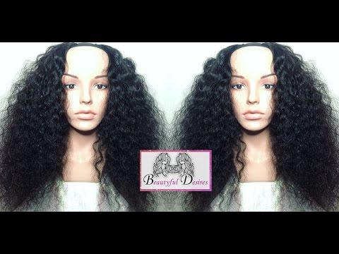 HOW TO : Make A U-Part Wig