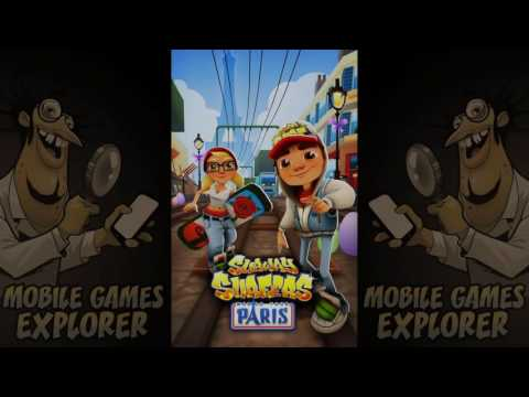 Subway Surfers Game (Android & iOS)