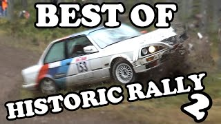 Historic Rallying - On the limit and beyond 2!