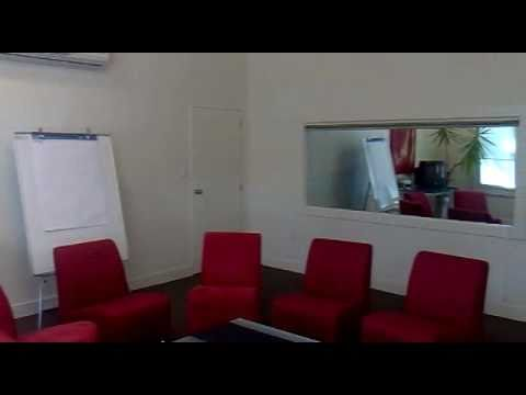 The Christchurch Viewing Studio: The Discussion Room