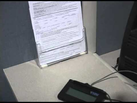 Renewing your driver's license now faster, more secure
