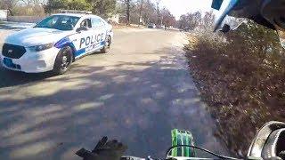 POLICE vs BIKERS | DANGEROUS GETAWAYS | ANGRY & COOL COPS | [Episode 41]