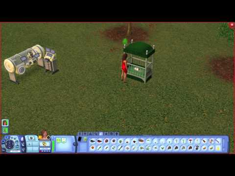 Sims 3 How To Get A Plantsim
