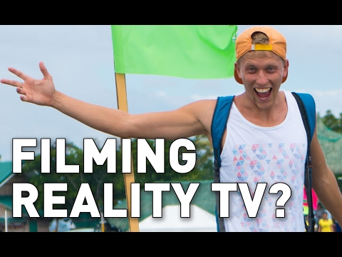 VLOG #2: FILMING A FILIPINO REALITY TV SHOW!?