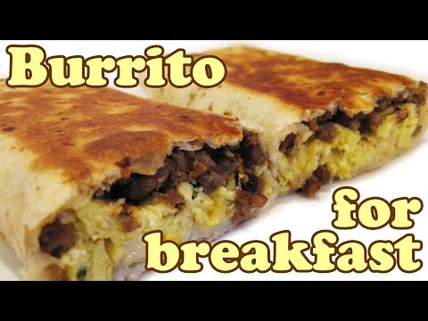 Breakfast Burrito Recipe Big Burritos Easy Recipes - Mission Flour Tortillas Tortilla - Jazevox Cook
