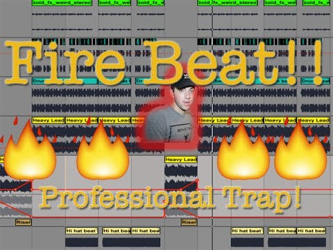 How to make a Sick Professional sounding TRAP BEAT! in Ableton!!! MUST WATCH!!