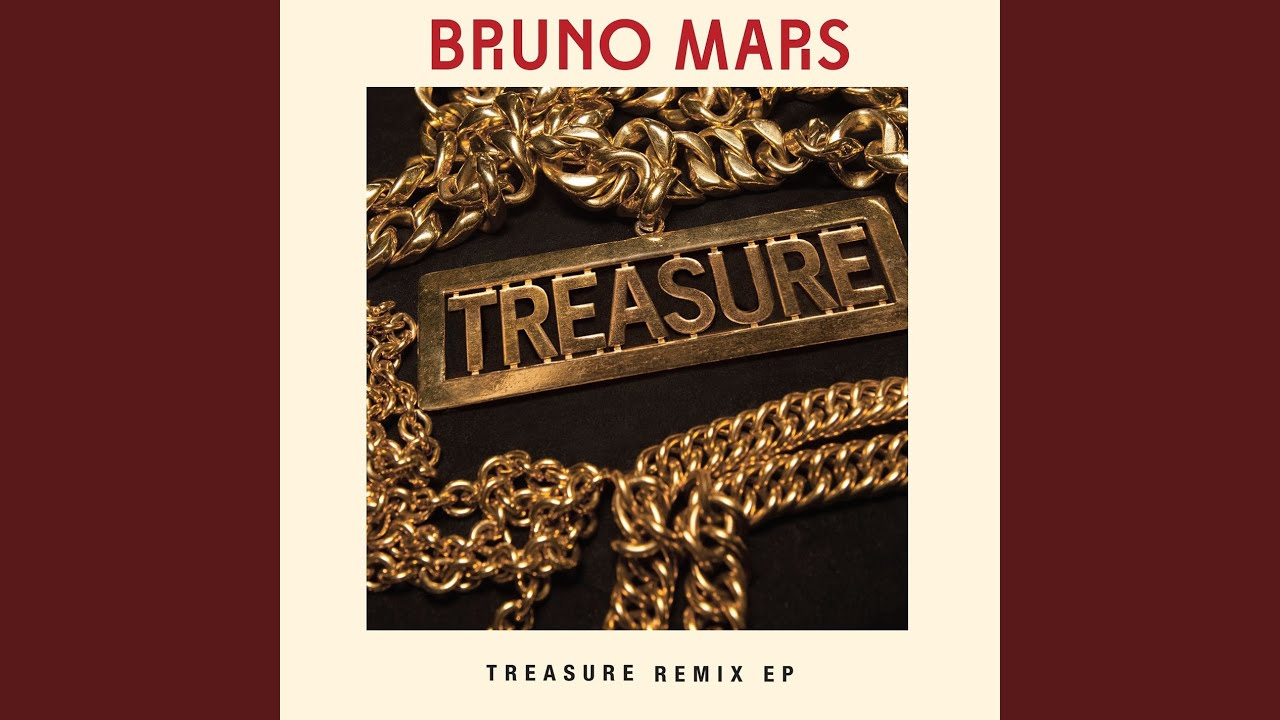 Bruno Mars - Treasure (Audien Radio Edit)