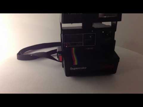 Polaroid 635 CL - Instant Camera