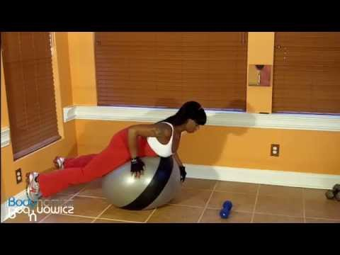 Get That Sexy Lower Back At Home