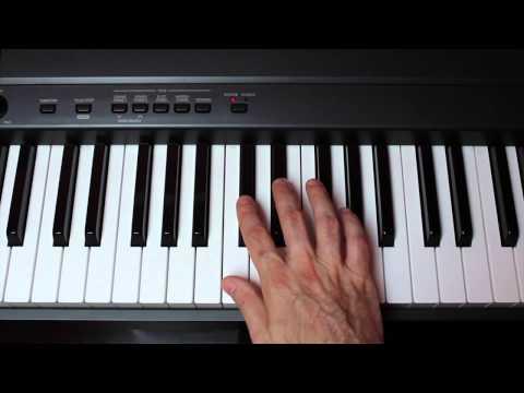 Piano Scales Book: Video Lesson 1: Basic Piano Techniques