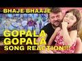 GOPALA GOPALA Song BHAJE BHAAJE Reaction mp3