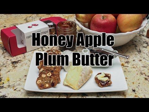 How to Make Honey Apple Plum Butter