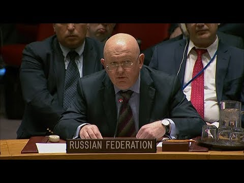 Russian UN Amb: 'UK authorities are not interested in finding the truth'
