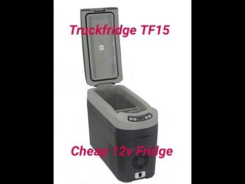 Review of my 12v Fridge - TruckFridge TF15