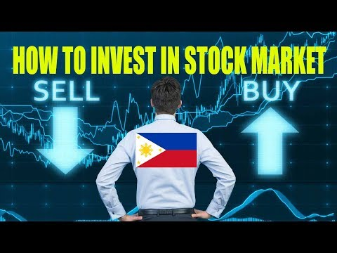 How to Invest in Stock Market Philippines (Bigenners Guide Tagalog)