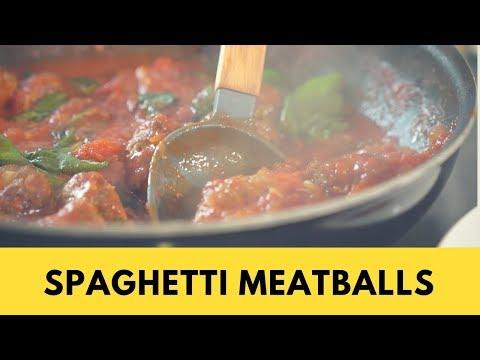Spaghetti MEATBALLS by DEARRA PROP | Recipe #14