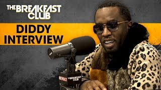 Diddy Speaks On New Energy, 50 Cent, Mase,
