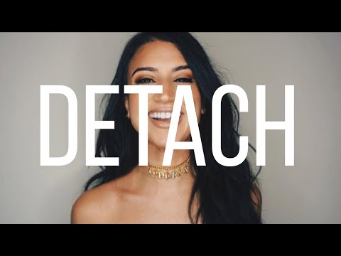 Law of Attraction: HOW TO BECOME DETACHED and GET EVERYTHING YOU WANT