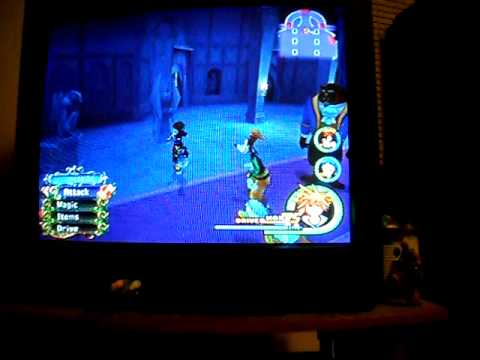 Kingdom Hearts High Jump LV1 more shown