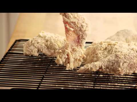 How to Make Crispy Fried Chicken