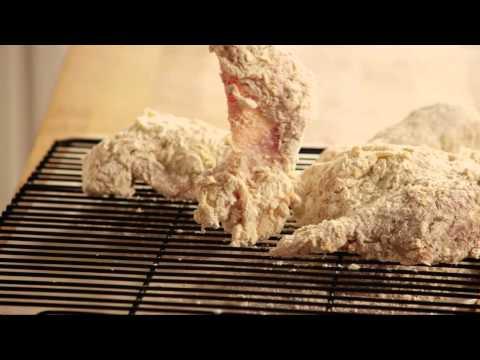 How to Make Crispy Fried Chicken | Allrecipes.com