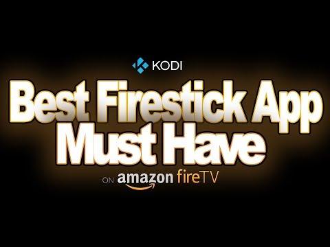 Best Firestick Remote App Must Have on Amazon FireTV And Kodi 17.4