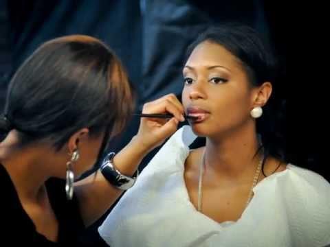 DALLAS - Behind the Scenes Class Photos- CMC Makeup School